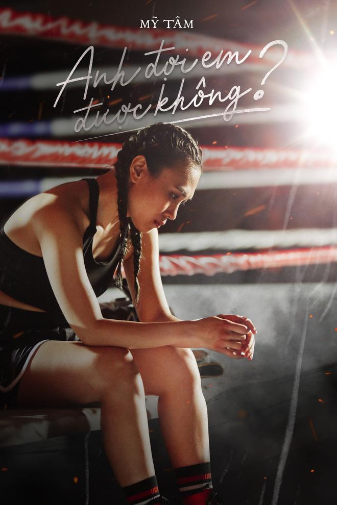 Mỹ Tâm gây bất ngờ khi hóa thân thành võ sĩ boxing mạnh mẽ - Ảnh 1.
