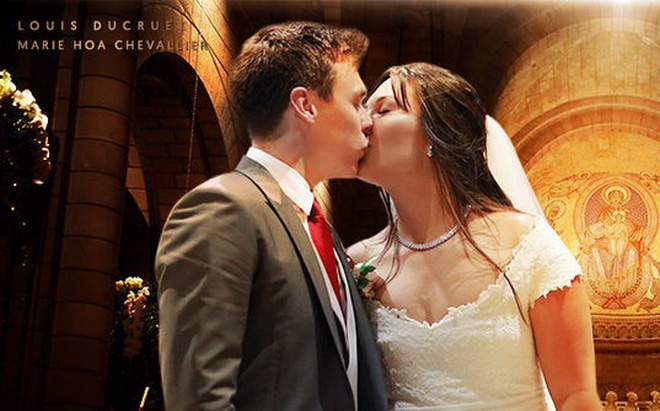 Mối tình gần một thập kỷ và lễ cưới trong mơ của cô gái Việt làm dâu Hoàng gia Monaco