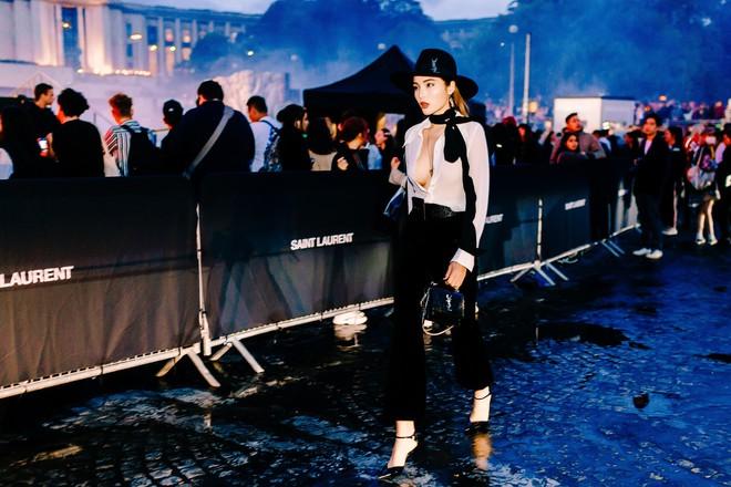 Hoa hậu Kỳ Duyên cực gợi cảm khi xuất hiện tại Pháp - Ảnh 7.