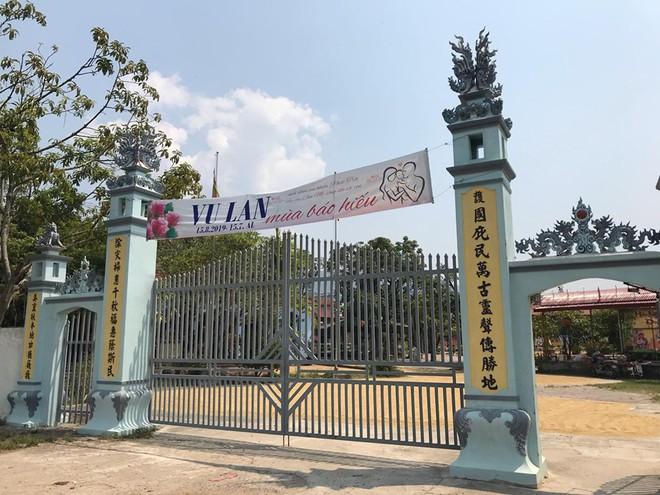 Cận cảnh chùa Nga Hoàng, nơi nhà sư trụ trì bị tố gạ tình nữ phóng viên - Ảnh 3.