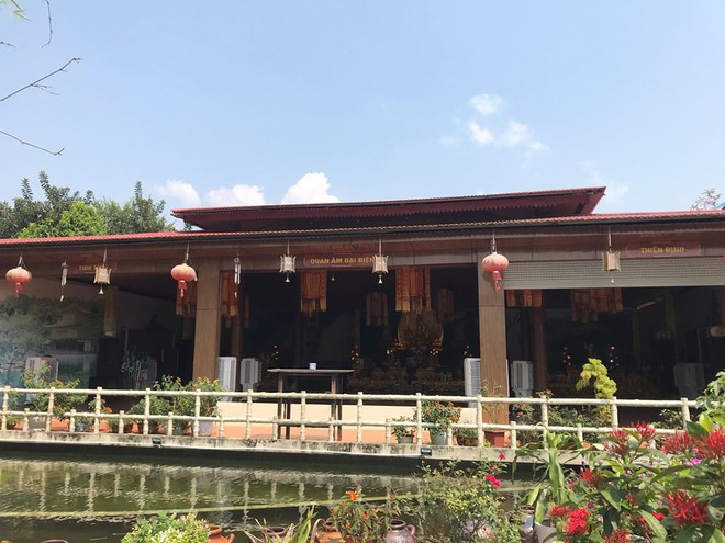 Cận cảnh chùa Nga Hoàng, nơi nhà sư trụ trì bị tố gạ tình nữ phóng viên - Ảnh 5.