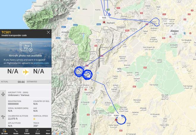 CẬP NHẬT: Su-35 và S-400 Nga sẽ thẳng tay tiêu diệt chiến đấu cơ Israel ở Syria - Máy bay quân sự Mỹ bay rất thấp sát Syria - Ảnh 7.