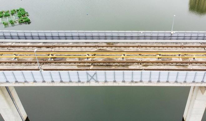 Cận cảnh đường sắt Cát Linh-Hà Đông tiến độ kiểu rùa bò hơn thập kỷ - Ảnh 11.