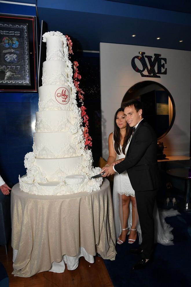 Mối tình gần một thập kỷ và lễ cưới trong mơ của cô gái Việt làm dâu Hoàng gia Monaco - Ảnh 16.