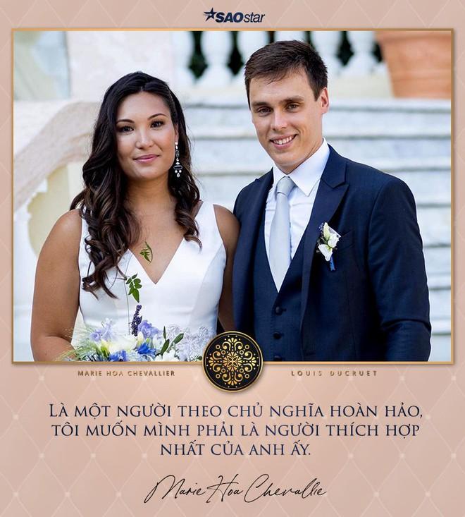Mối tình gần một thập kỷ và lễ cưới trong mơ của cô gái Việt làm dâu Hoàng gia Monaco - Ảnh 17.