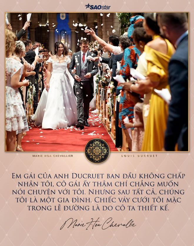Mối tình gần một thập kỷ và lễ cưới trong mơ của cô gái Việt làm dâu Hoàng gia Monaco - Ảnh 21.