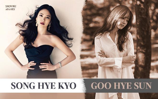 Hai thái cực hậu ly hôn mang tên Song Hye Kyo - Goo Hye Sun: Kẻ ngẩng cao đầu bước ra khỏi tình yêu hết hạn, người cô đơn bám víu lấy tấm áo hôn nhân rách nát  - Ảnh 3.