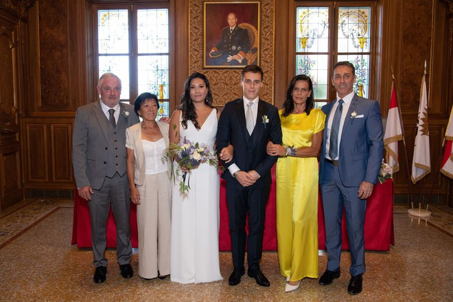Mối tình gần một thập kỷ và lễ cưới trong mơ của cô gái Việt làm dâu Hoàng gia Monaco - Ảnh 23.