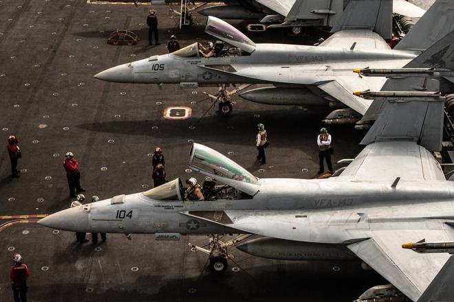 Nếu USS Abraham Lincoln tập kích Iran: Tàu chiến Mỹ sẽ xuống đáy vịnh Ba Tư trong bao lâu? - Ảnh 7.
