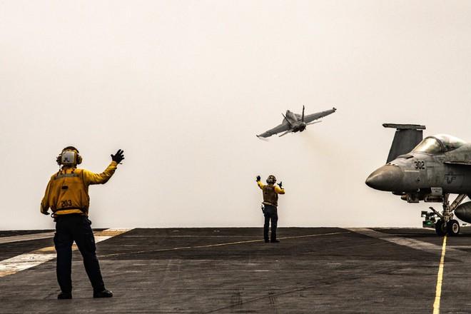 Nếu USS Abraham Lincoln tập kích Iran: Tàu chiến Mỹ sẽ xuống đáy vịnh Ba Tư trong bao lâu? - Ảnh 3.