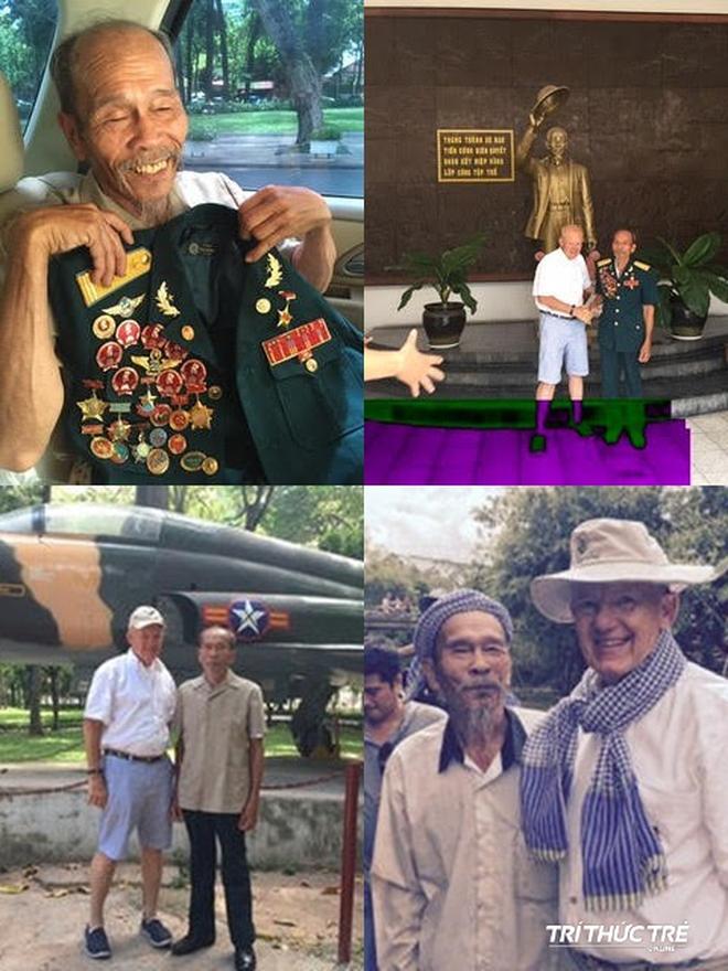 Cựu phi công Mỹ từng không chiến với phi công Nguyễn Văn Bảy: Chúng ta đã mất đi một con người vĩ đại - Ảnh 2.