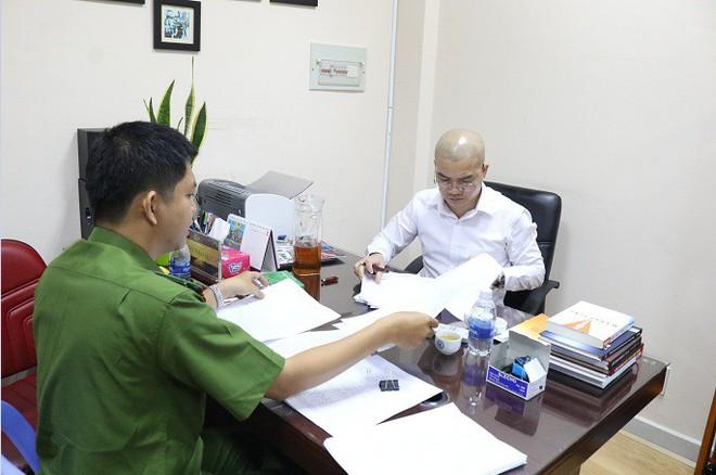Tạm giữ khẩn cấp thêm em trai khác của Nguyễn Thái Luyện Chủ tịch HĐQT Công ty Alibaba - Ảnh 1.