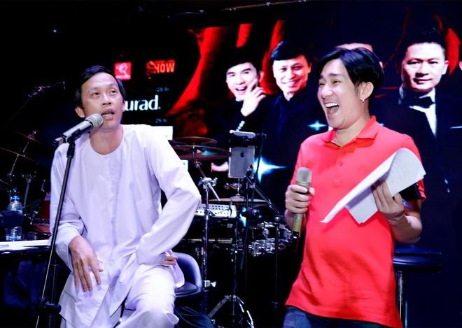 Mối quan hệ rất đặc biệt của ca sĩ Quang Hà và Hoài Linh - Ảnh 3.