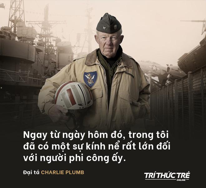 Cựu phi công Mỹ từng không chiến với phi công Nguyễn Văn Bảy: Chúng ta đã mất đi một con người vĩ đại - Ảnh 1.