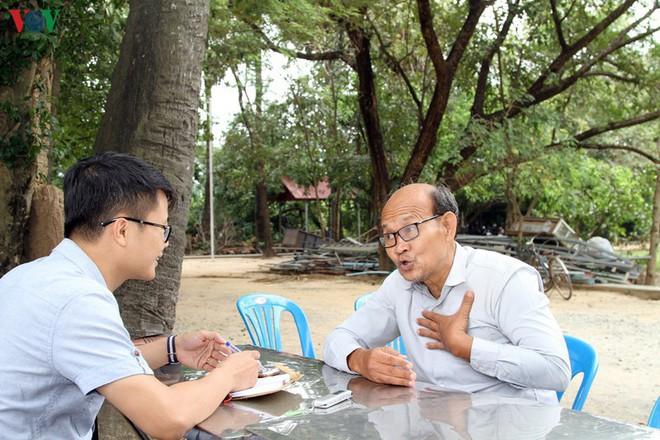 """30 năm ngày trở về của """"đội quân nhà Phật"""" trên đất nước Campuchia - Ảnh 2."""