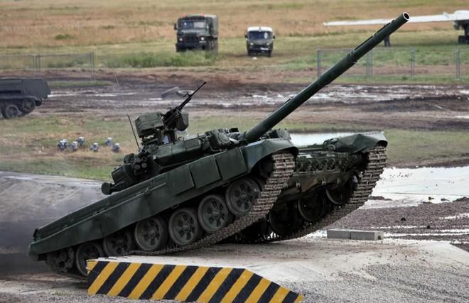 Cận cảnh màn dương oai diễu võ của Nga và đồng minh khiến NATO ớn lạnh - Ảnh 14.