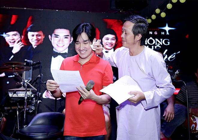 Mối quan hệ rất đặc biệt của ca sĩ Quang Hà và Hoài Linh - Ảnh 1.