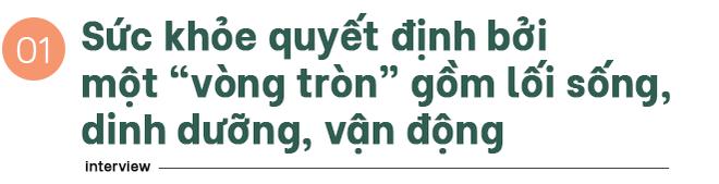 """TS Từ Ngữ: Bí quyết sống khỏe là một """"vòng tròn khép kín; con em chúng ta đang mất gốc! - Ảnh 2."""