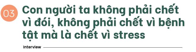 """TS Từ Ngữ: Bí quyết sống khỏe là một """"vòng tròn khép kín; con em chúng ta đang mất gốc! - Ảnh 5."""