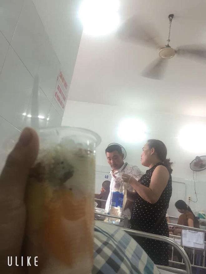 Làm ăn xa quê, một mình nằm viện, cô gái xúc động khi nhận phần cơm từ những người xa lạ - Ảnh 3.