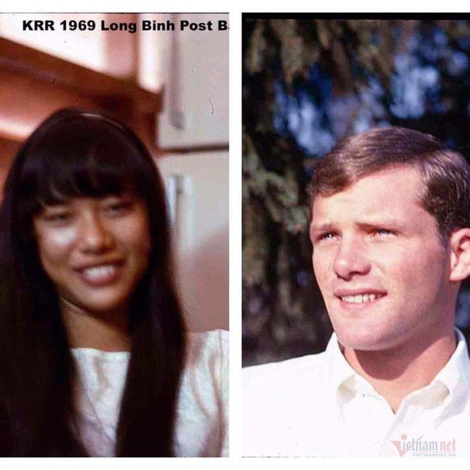 Nụ hôn chia tay người tình Việt 50 năm của cựu binh Mỹ trước khi lên máy bay - Ảnh 17.