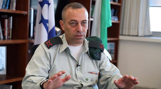 Viễn cảnh đáng sợ: Iran phát động tấn công từ Iraq, trút tên lửa như vũ bão xuống Israel - Ảnh 1.