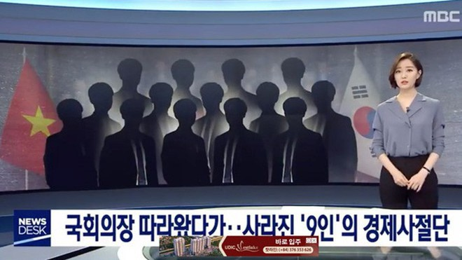 Đại biểu QH đề nghị công khai danh tính 9 người bỏ trốn ở Hàn Quốc để dân biết, giám sát - Ảnh 1.