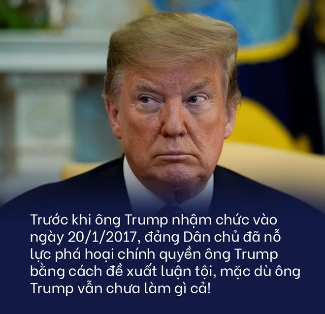 Mối thù truyền kiếp: Ông Trump chịu nhiều cay đắng vì cuộc đấu đá chính trị dai dẳng nhất lịch sử nước Mỹ - Ảnh 4.