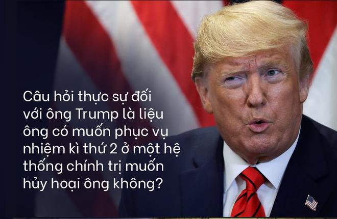 Mối thù truyền kiếp: Ông Trump chịu nhiều cay đắng vì cuộc đấu đá chính trị dai dẳng nhất lịch sử nước Mỹ - Ảnh 10.