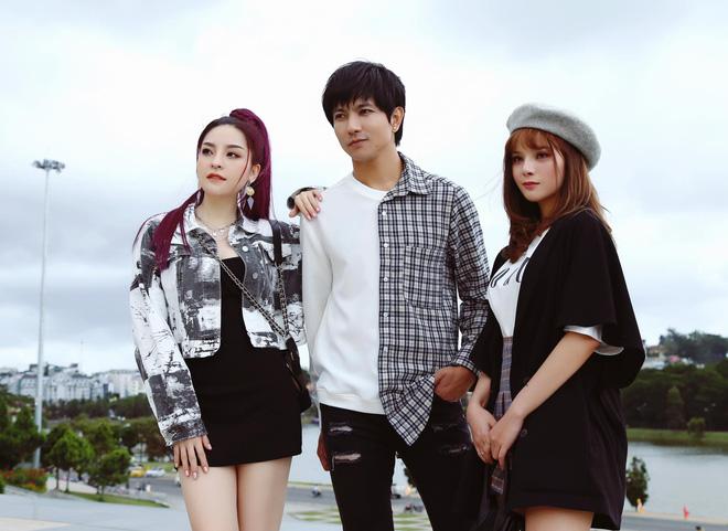 Cháu gái xinh đẹp, tài năng của NSƯT Kim Tiểu Long phủ nhận chuyện hẹn hò Tim - Ảnh 3.
