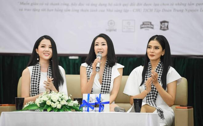 Hoa hậu Hà Kiều Anh: Điều quý giá nhất trên đời là tri thức