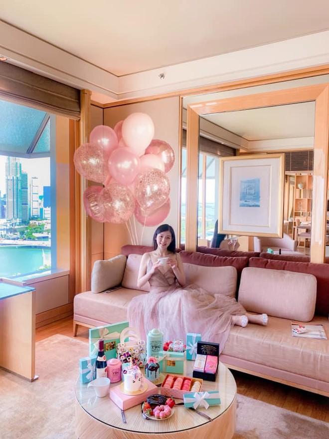 Cuộc sống của con gái ông chủ buôn xe sang ở Sài Gòn và các hot girl giàu có - ảnh 5