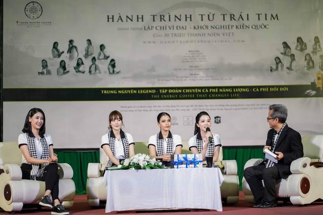 Hoa hậu Hà Kiều Anh: Điều quý giá nhất trên đời là tri thức - Ảnh 8.