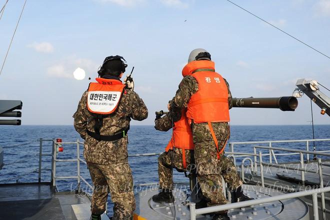 Tàu chiến lớp Pohang Hàn Quốc chuyển giao cho Việt Nam được nâng cấp: Thêm hỏa lực mạnh? - Ảnh 4.
