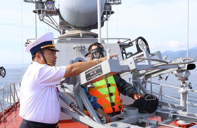 Tàu chiến lớp Pohang Hàn Quốc chuyển giao cho Việt Nam được nâng cấp: Thêm hỏa lực mạnh? - Ảnh 7.