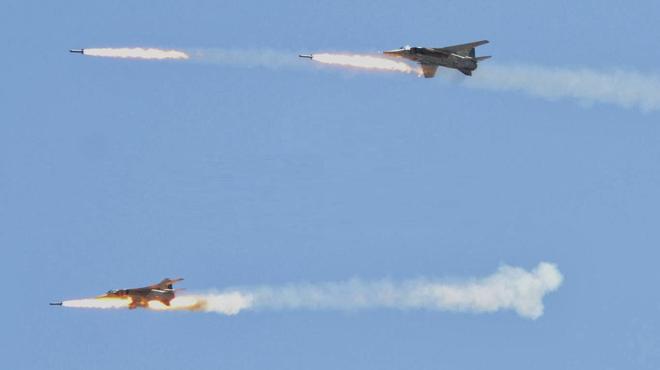 PK Iran, Syria khai hỏa dồn dập - Houthi tuyên bố thắng lớn, Saudi thiệt hại chưa từng có - Ảnh 15.