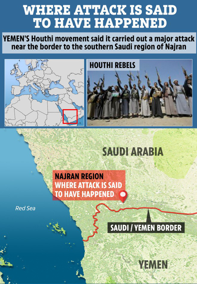 PK Iran, Syria khai hỏa dồn dập - Houthi tuyên bố thắng lớn, Saudi thiệt hại chưa từng có - Ảnh 9.