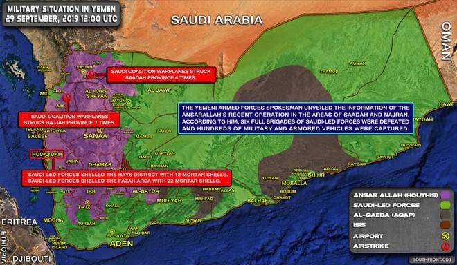 PK Iran, Syria khai hỏa dồn dập - Houthi tuyên bố thắng lớn, Saudi thiệt hại chưa từng có - Ảnh 5.