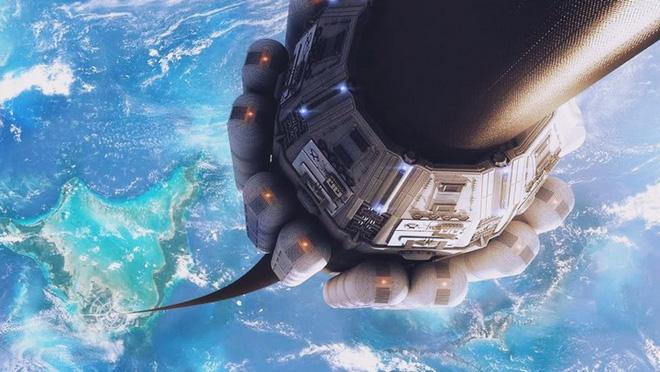 Các nhà khoa học muốn xây dựng một tuyến giao thông bằng cáp đặc biệt, nối từ Trái Đất tới Mặt Trăng - Ảnh 2.