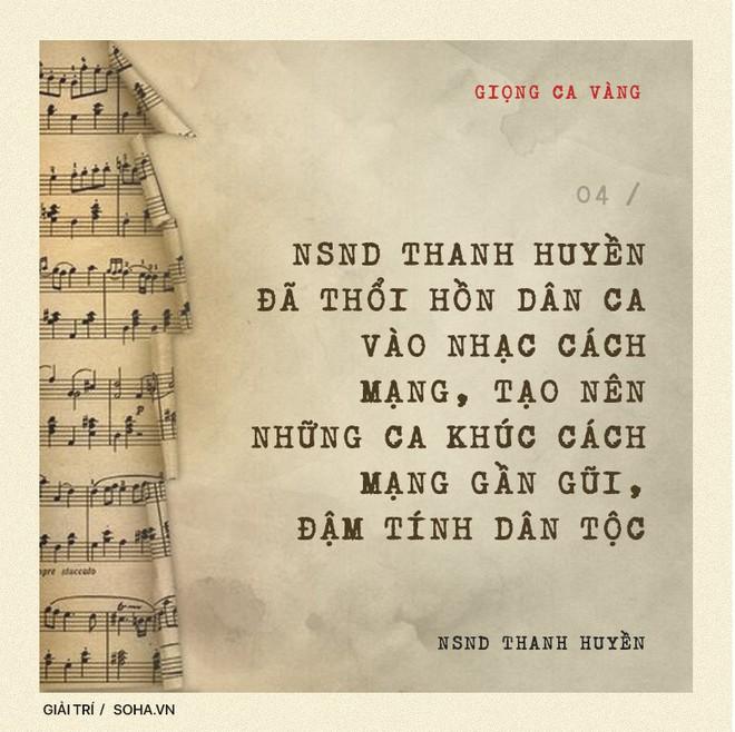 NSND Thanh Huyền: Đẳng cấp của nữ NSND đầu tiên được hát trước Bác Hồ và bước ra quốc tế - Ảnh 8.