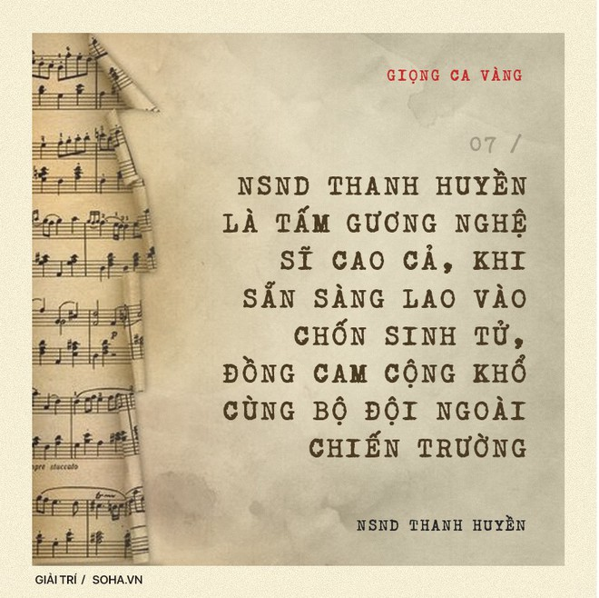 NSND Thanh Huyền: Đẳng cấp của nữ NSND đầu tiên được hát trước Bác Hồ và bước ra quốc tế - Ảnh 14.