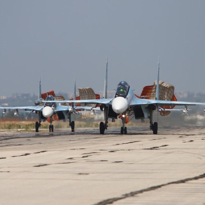 Không quân-Vũ trụ Nga tung hoành ở Syria: Mỹ, Israel, Thổ dù máu mặt nghe danh đã run? - Ảnh 2.