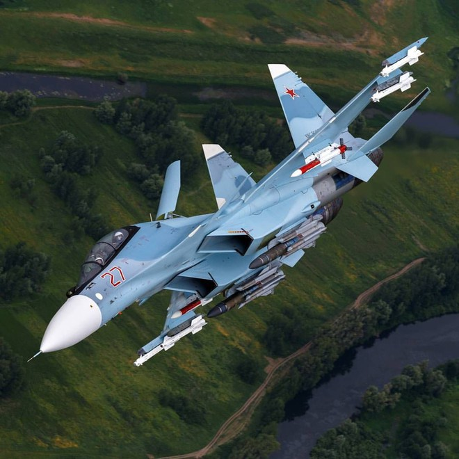 Không quân-Vũ trụ Nga tung hoành ở Syria: Mỹ, Israel, Thổ dù máu mặt nghe danh đã run? - Ảnh 4.