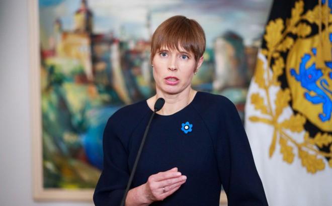 Tổng thống Estonia nói Thế chiến II chỉ kết thúc ở nước này 25 năm trước, khi quân Nga rút khỏi