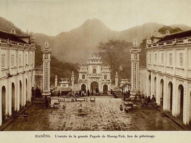 Nhìn lại những hình ảnh hiếm hoi về Chùa Hương năm 1927 - Ảnh 4.