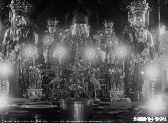 Nhìn lại những hình ảnh hiếm hoi về Chùa Hương năm 1927 - Ảnh 5.