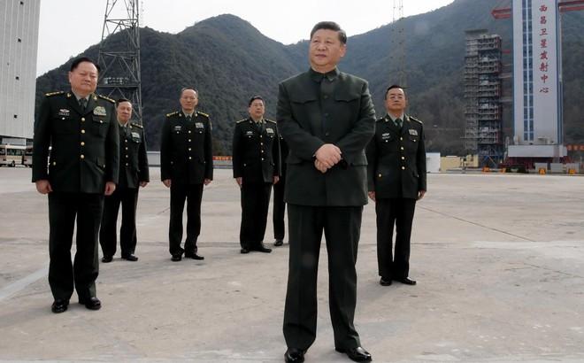 """Giữa loạt căng thẳng bùng phát, ông Tập cảnh báo: Trung Quốc đang ở trong thời kỳ """"rủi ro tập trung"""""""