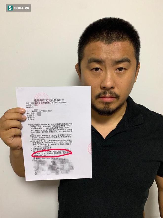 """Nóng: Từ Hiểu Đông chính thức chốt kèo """"siêu đại chiến"""" với Đệ nhất Thái Cực Hàn Phi Long - Ảnh 1."""