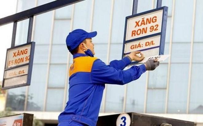 Giá xăng hôm nay sẽ tăng đột biến?