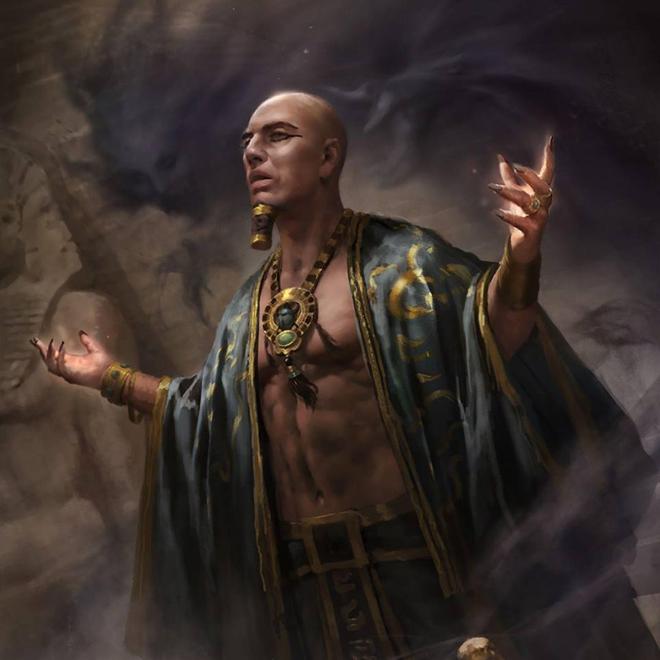 Sự thật về đại ác nhân Imhotep và kim tự tháp quan trọng bậc nhất Ai Cập - Ảnh 3.